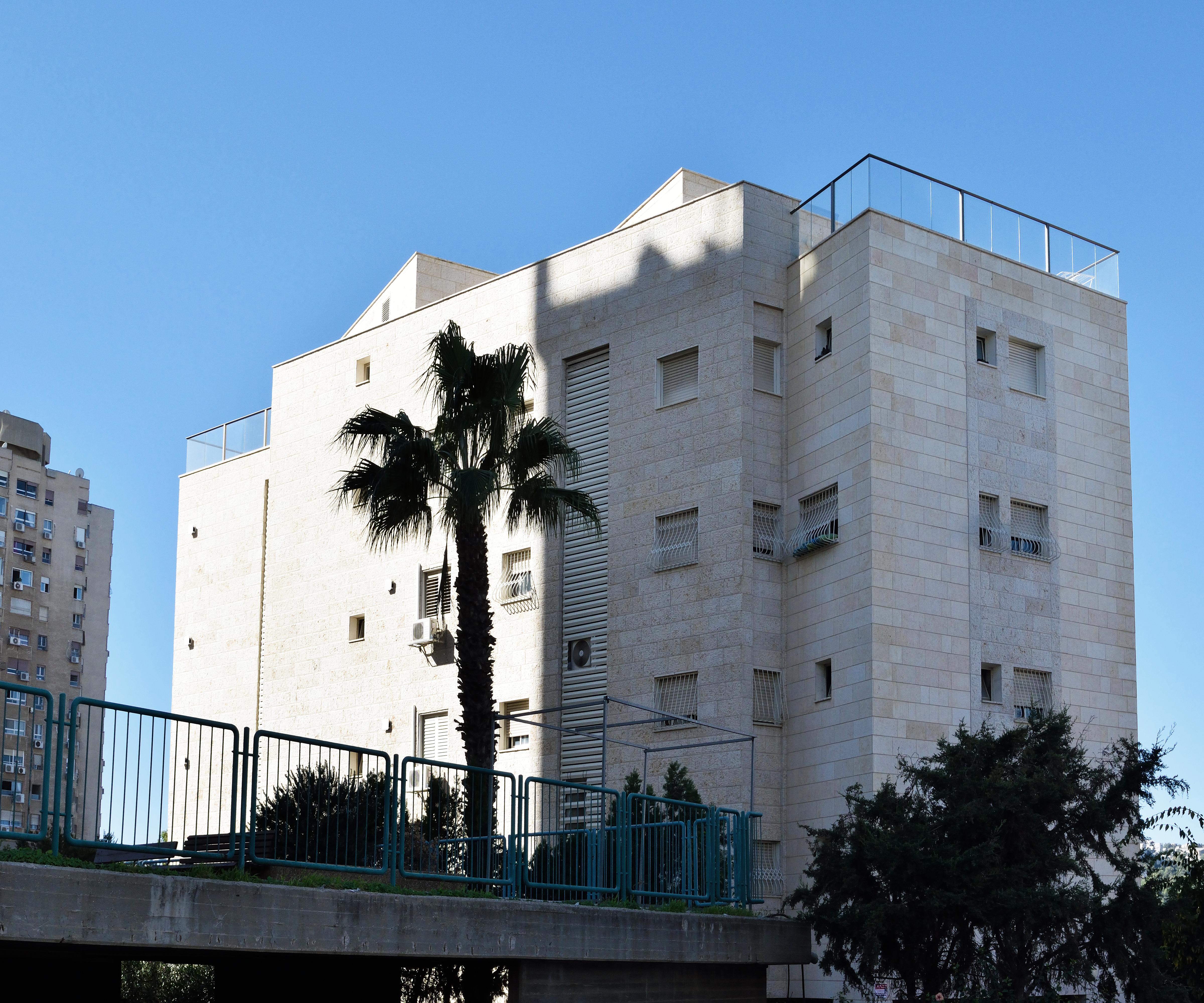 פרויקט טבנקין 19  חיפה | קבוצת אבי ר