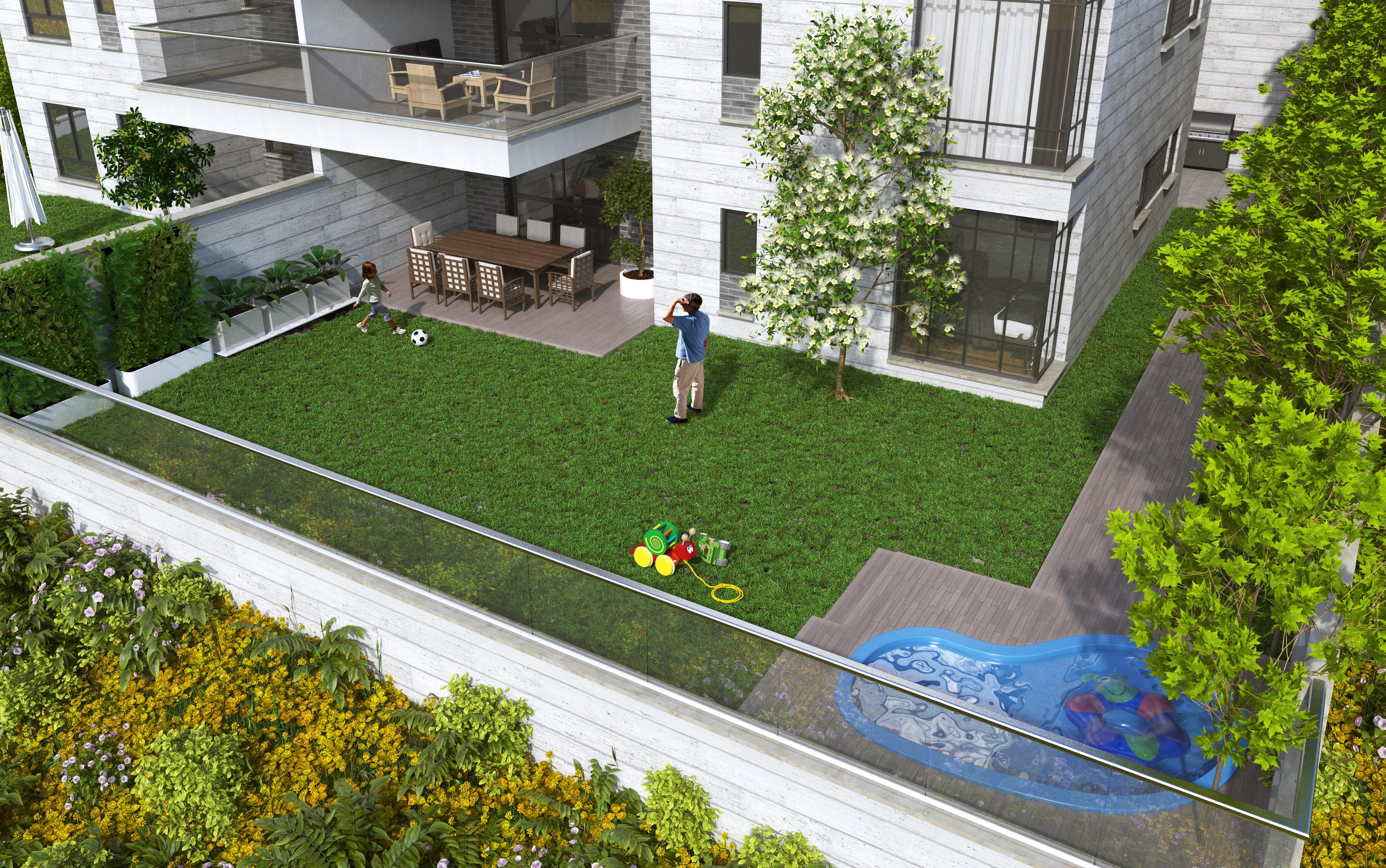 פרויקט נחל לטם | דרך הים 92 חיפה