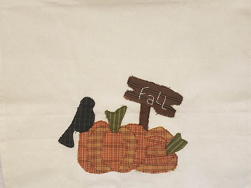 Fall Pumpkins Towel Kit