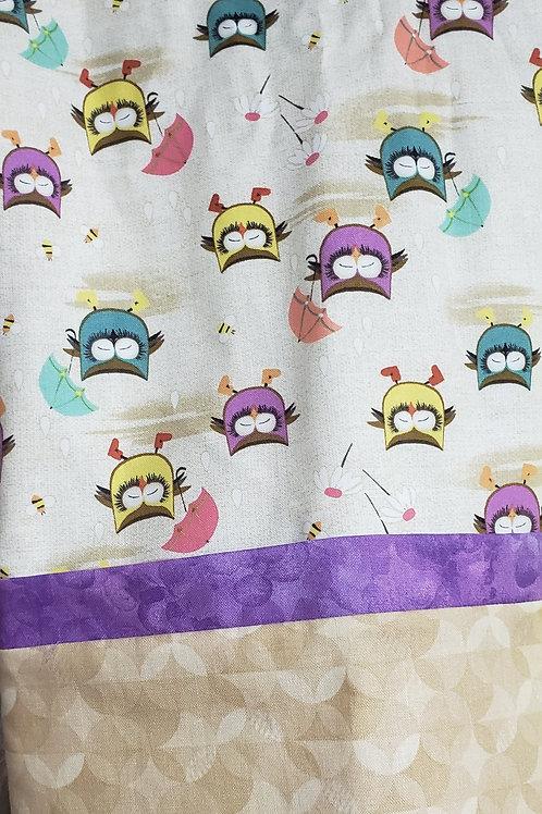 Owl- Pillowcase kit