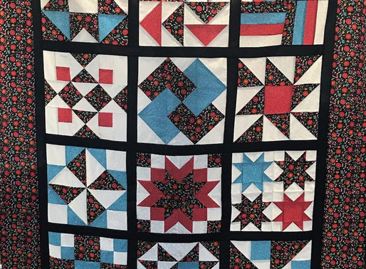 Beginning Quilting - Every Monday!
