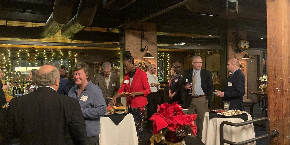 A GRQC Networking Event:  Happy Hour at Blades