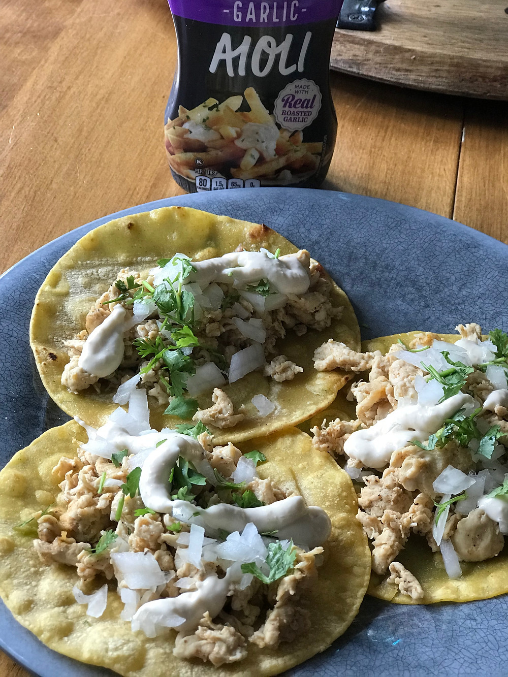 homemade street tacos