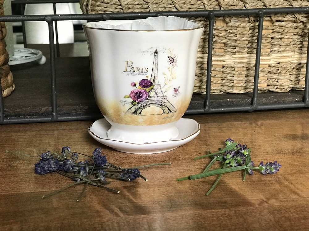lavender to dry