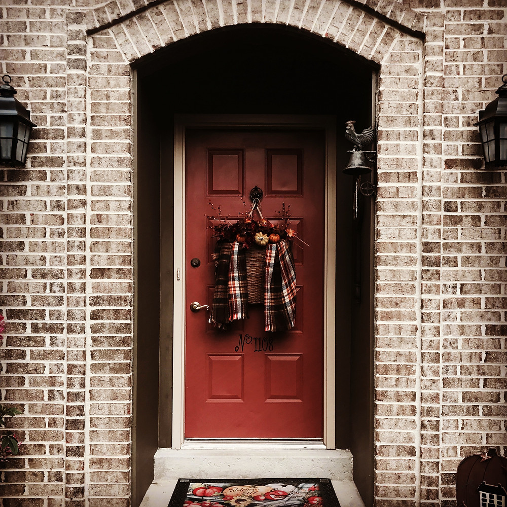 my front door creation