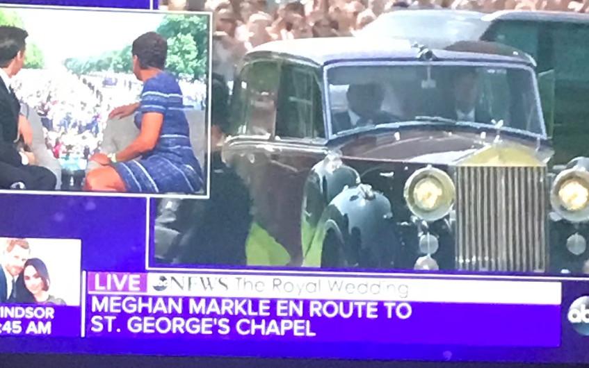 Robin Roberts and the royal wedding