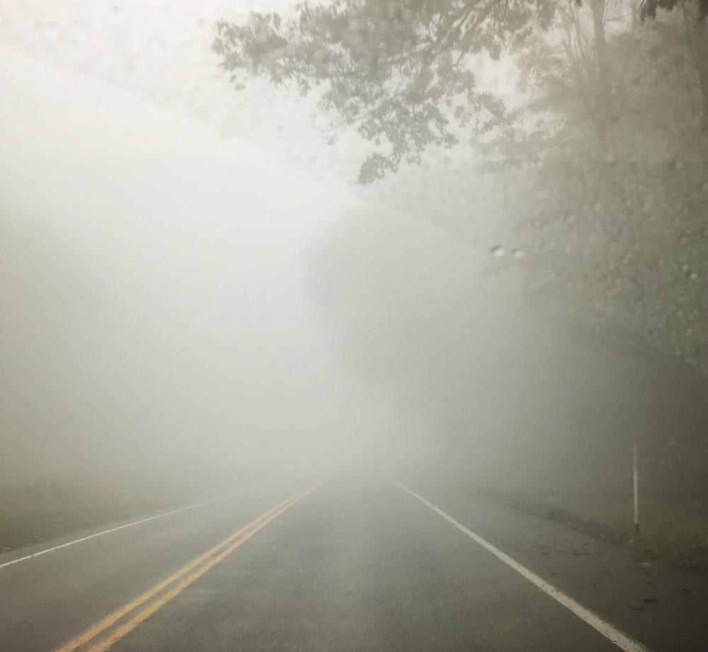 bad fog!