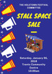 Stall Space Sale!!