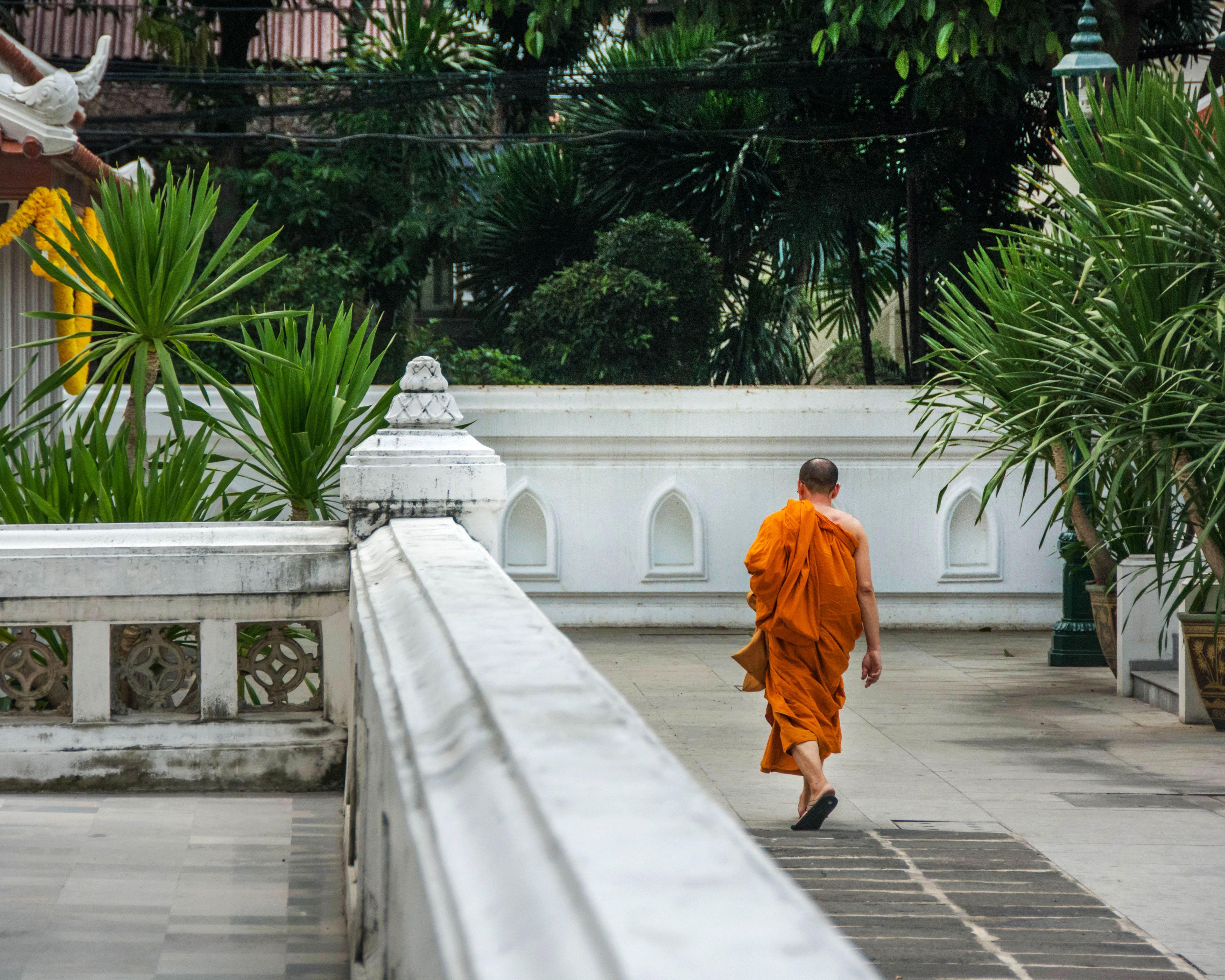 Temple.Monk