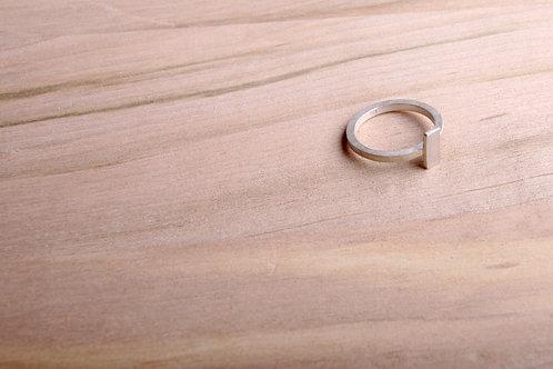 Mini Block Ring