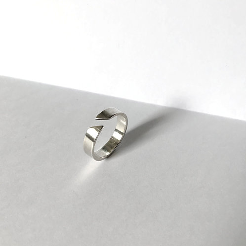 Split thin Ring