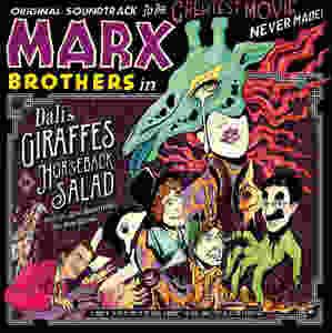 Giraffes On Horseback Salad album cover art