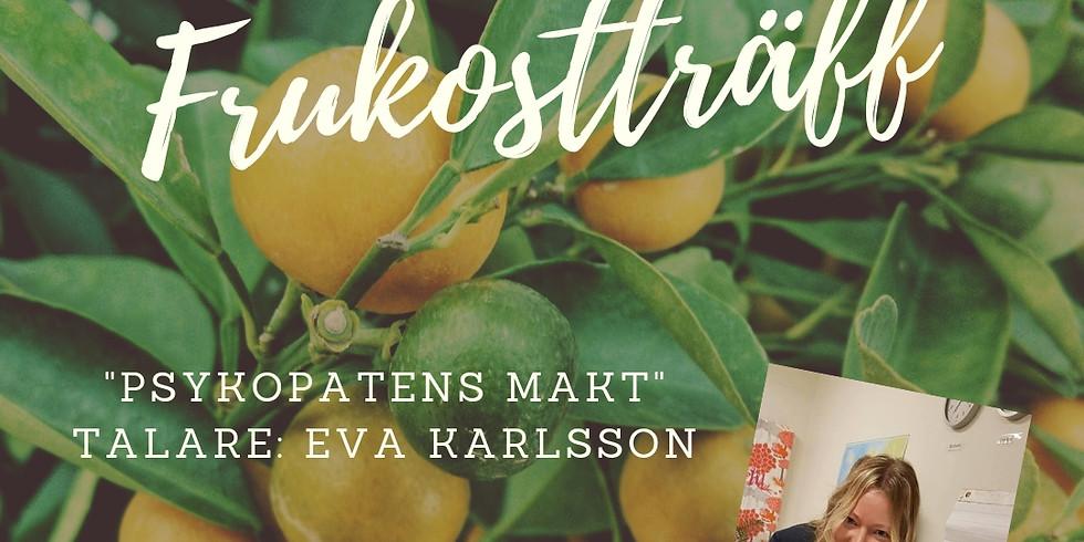 Frukostträff med Eva Karlsson