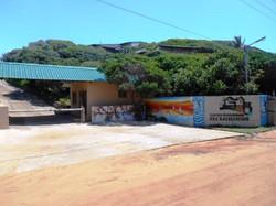 Eco Estate Entrance