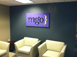 mgo wall sign