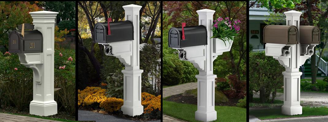 Mailposts