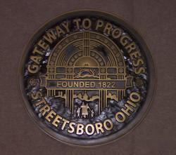 Streetsboro plaque