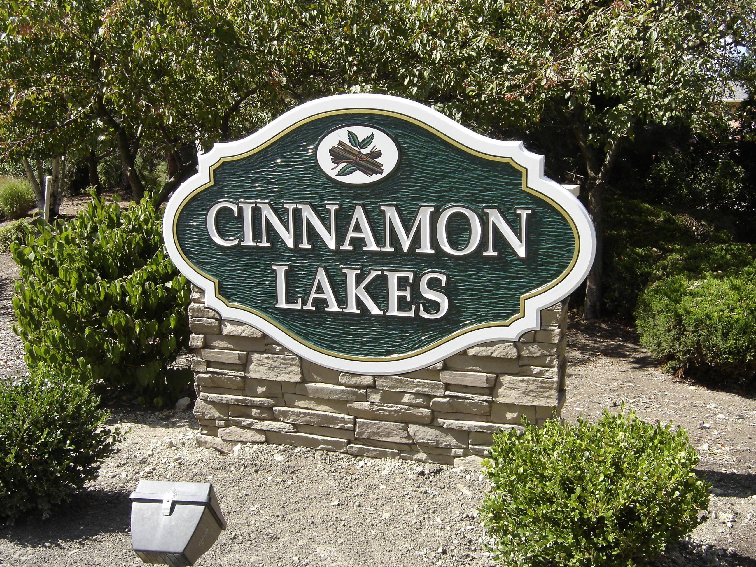 Cinnamon Lakes