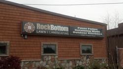Rock Bottom Landscape