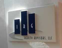 IRGRA wall display