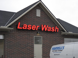 Laser Wash
