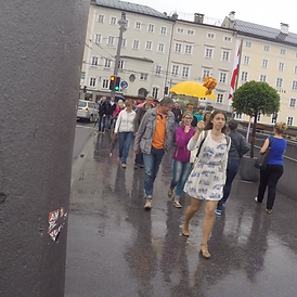 #silentexcursion #salzburg #performance