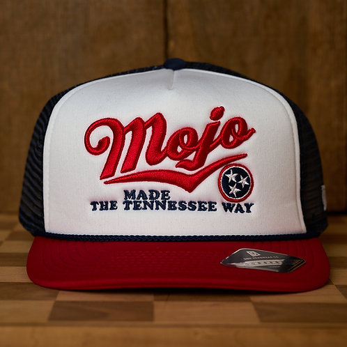 MOJO Foam Trucker by DOME HATS