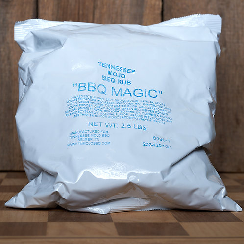 MOJO BBQ 2.5 lb Bag
