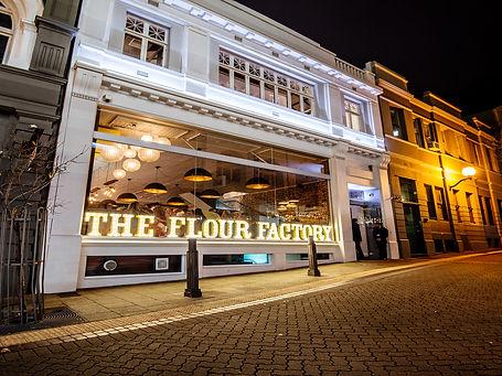 Flour Factory Front