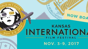 KC SHORTS at KIFF!
