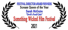 SWFF Festival Director Award DEVIL'S FOOD CAKE Scream Queen of the Year.png
