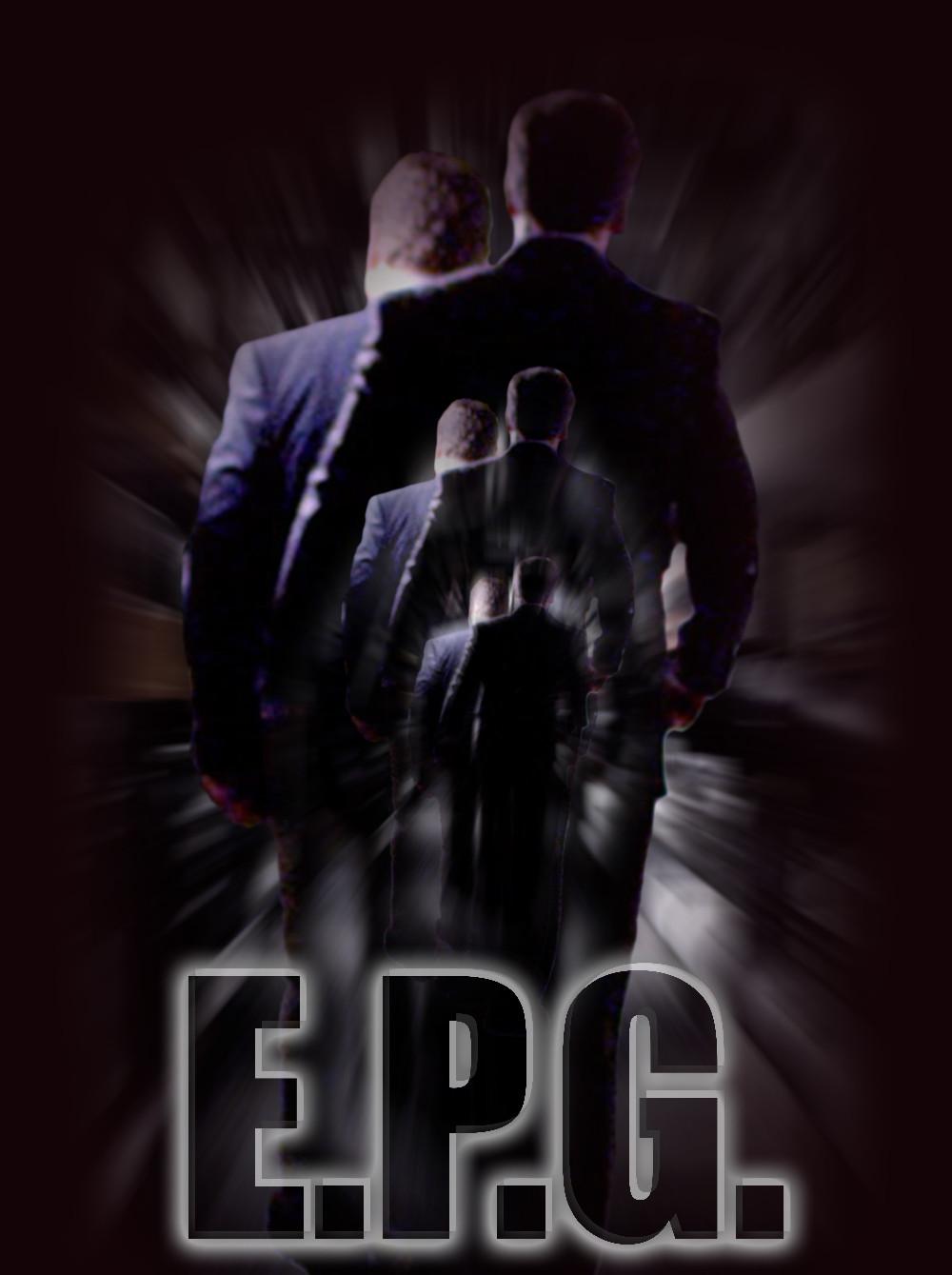 E.P.G. KEY ART #7 - Qikfinger Films / Pinnacle Graphics