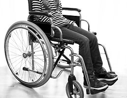 Wheelchair and brace fittings