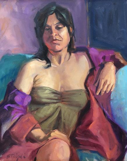 Sophia, by Barbara Trzcinski