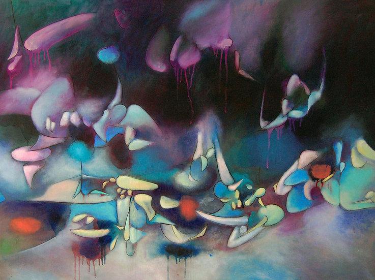 Primal Dreamscape, by Daniel Ketelhut