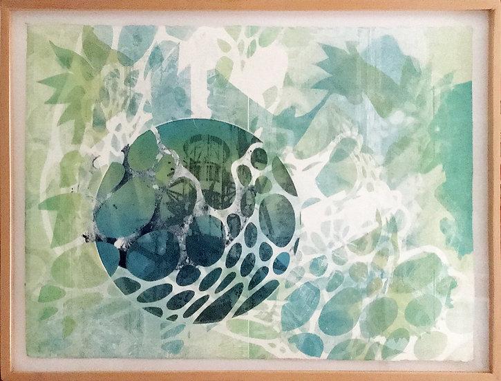 Lunarium: Blue Mars, by Frol Boundin