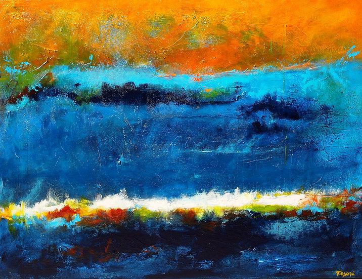 Origini, by Ambra Tesori