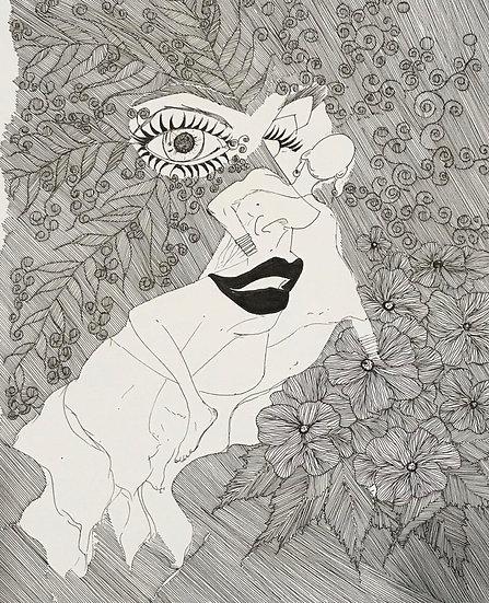 In My Shadow, by Astha Saini