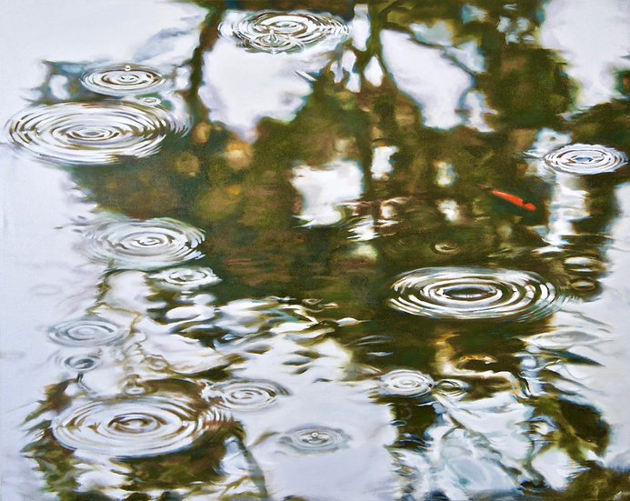 Between Drops, by Bronle Crosby