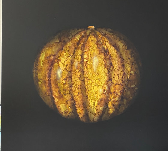 The Big Kabocha, by Ansley Pye