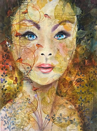 La Jolie Muse, by Ansley Pye