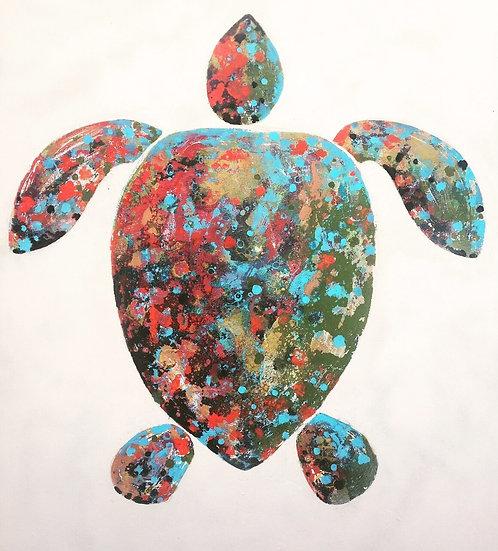 Leatherback, by Mark Jesinoski