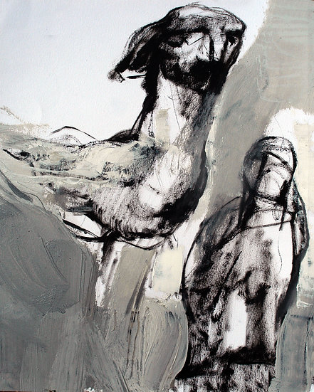 Dialogue of The Opposites, by Qais Al-Sindy