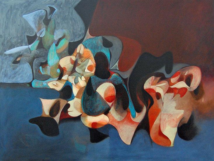 Dream of The Somnambulist, by Daniel Ketelhut