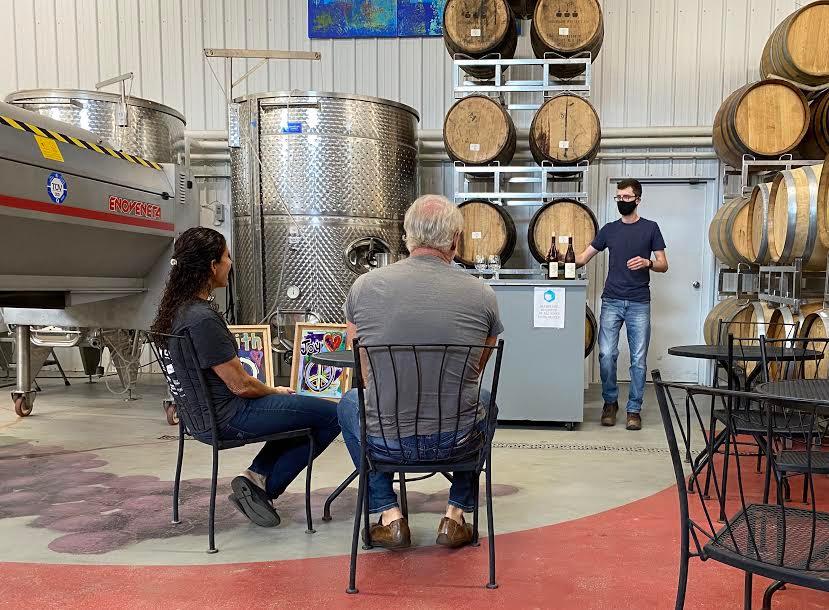 Beyond the Glass Wine Tasting & Tour