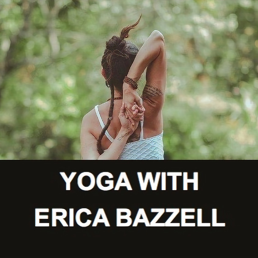 YOGA WITH ERICA BAZZELL & FREEDOM RUN WINERY