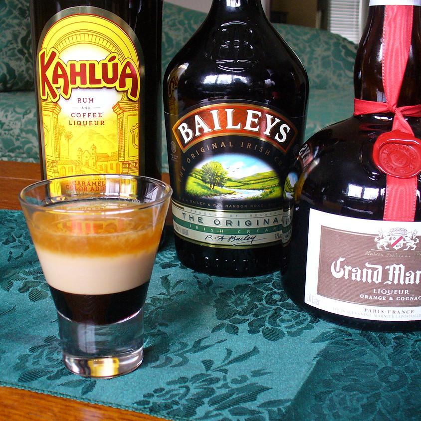 FRIDAY Jameson Hot Chocolate & B-52 SHOTS @ FREEDOM RUN WINERY