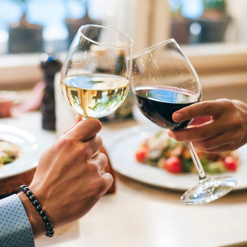 Save the Date for Valentine's Wine & Food Pairing Dinner @ Freedom Run Winery