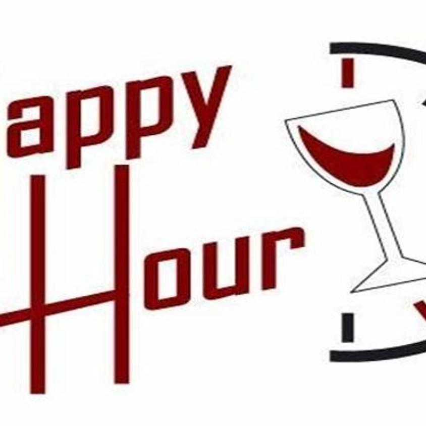 Happy Hour Every Thursday - Friday 5-8 at Freedom Run Winery