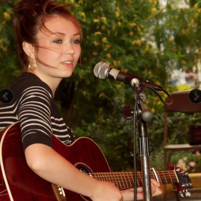 SUNDAY CONCERT SERIES WITH ERIN SYDNEY WELSH AT FREEDOM RUN WINERY